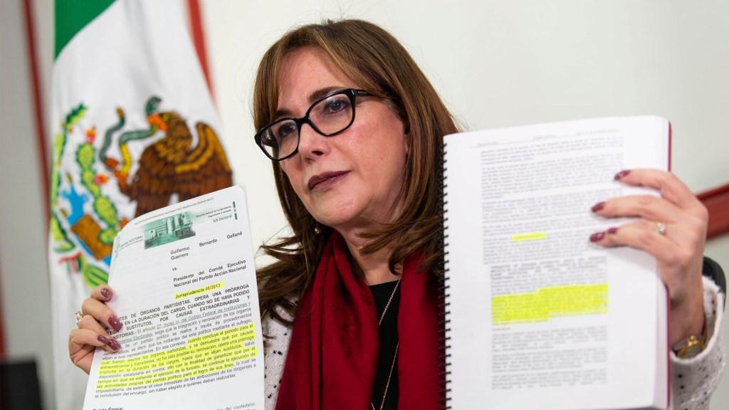 Poder Judicial, con elementos para invalidar congreso que designó a Ramírez Cuéllar: Yeidckol - Polevnsky rechaza existencia del INFP; afirma que nombramiento de Barajas no es valido