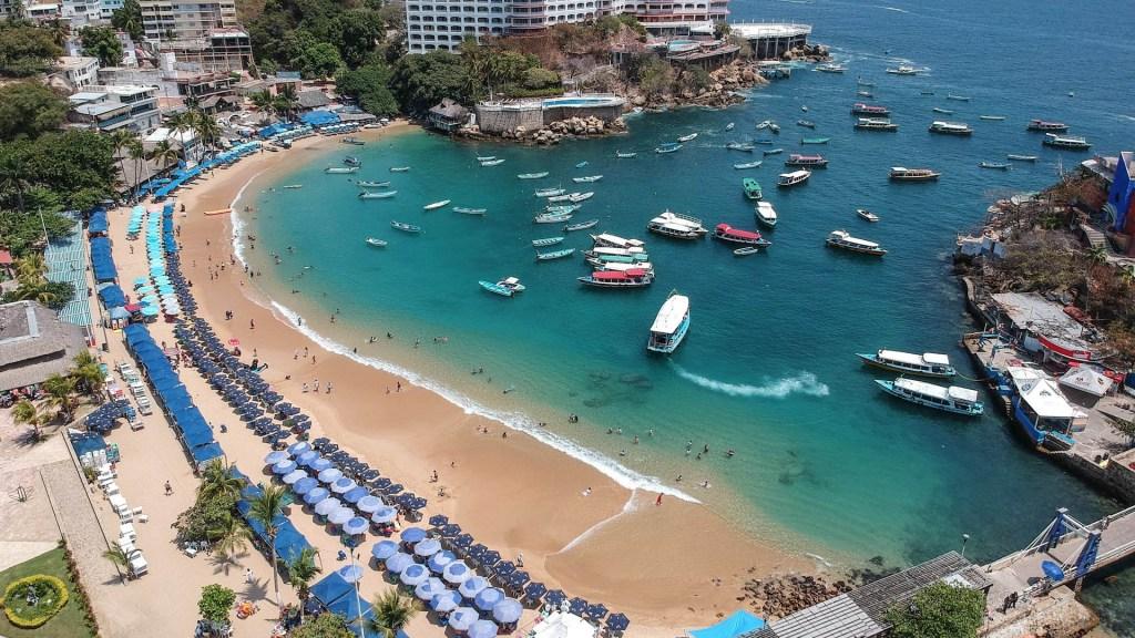 Activar turismo interno es fundamental para reconstruir economía tras COVID-19: Sectur - Acapulco Guerrero COVID-19 coronavirus