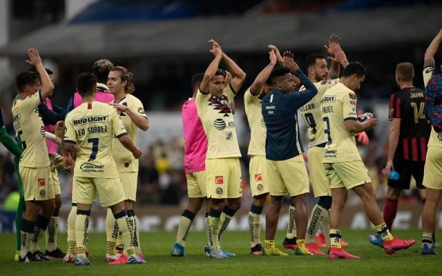 América con pie y medio en semifinales de Liga de Concacaf - América Atlanta United Concacaf liga de campeones
