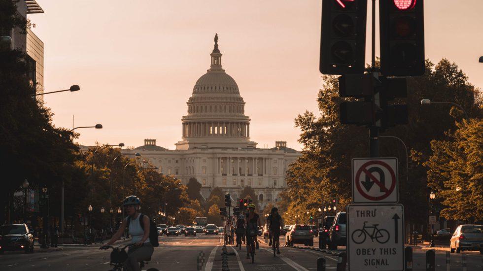 Washington DC, en cuarentena hasta el 24 de abril por el COVID-19 - washington