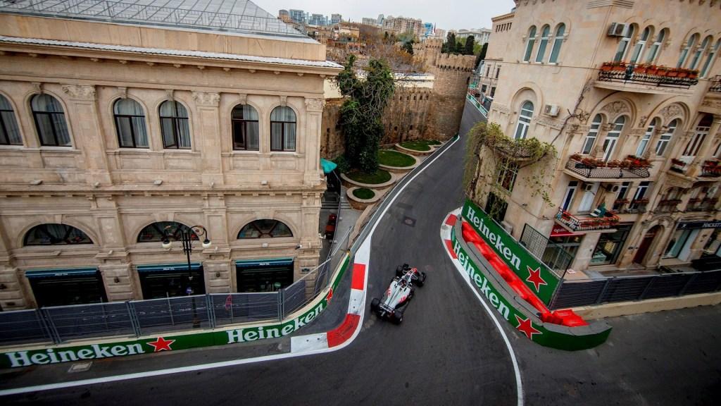 Aplazan GP de Bakú y arranque de la Fórmula Uno por COVID-19 - Aplazan Gran Premio de Bakú y arranque de la Fórmula Uno por COVID-19