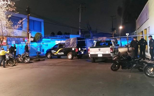 Asesinan a comandante de policía en Tláhuac - Asesinan a comandante de policía en Tláhuac