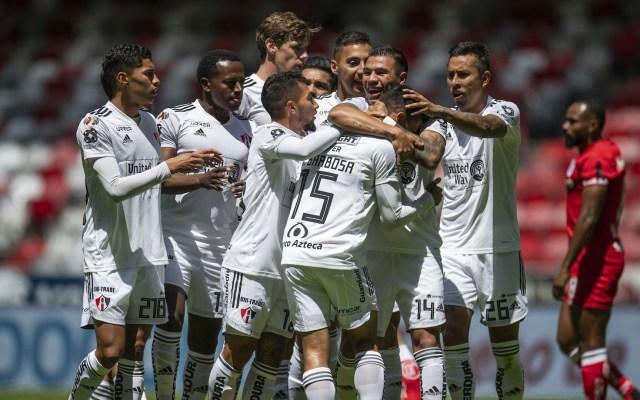 El colombiano Cuero decide victoria del Atlas que sale de su crisis - Foto de Mexsport.