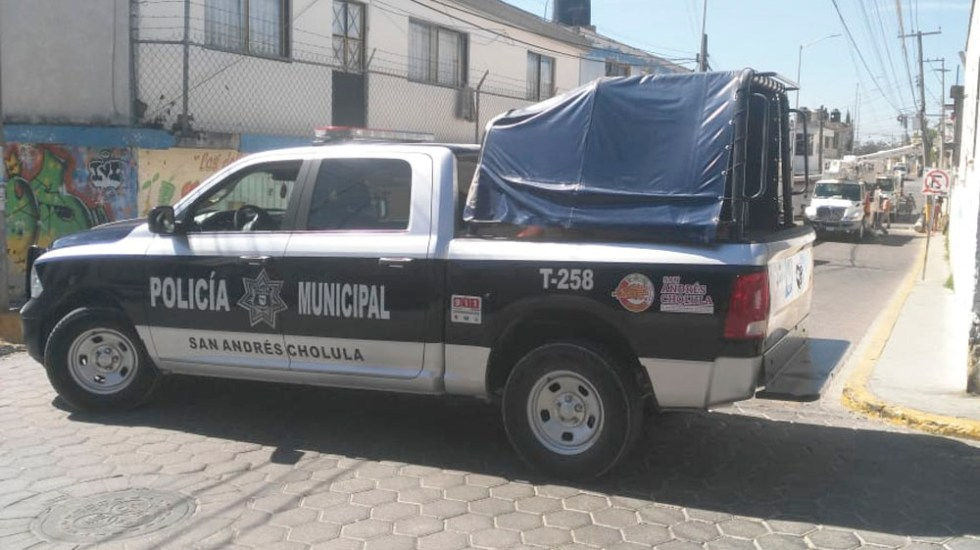 Balacera deja tres heridos en San Andrés Cholula, Puebla - Balacera deja tres heridos en San Andrés Cholula, Puebla