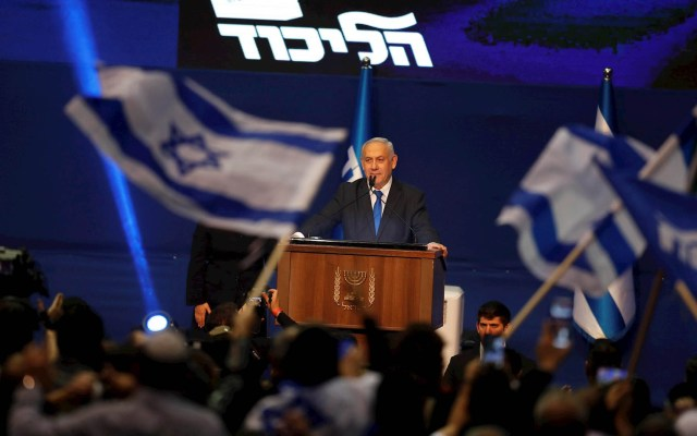 Netanyahu comienza a pactar para formar gobierno en Israel - Benjamín Netanyahu Israel