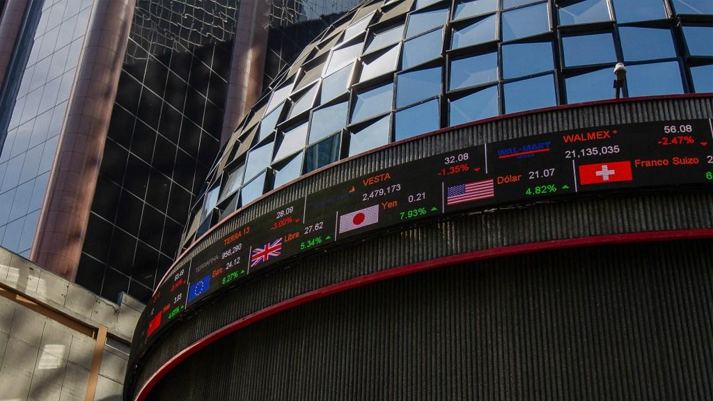 BMV pierde 0.05 por ciento pero cierra la semana con ganancia de 2.70 por ciento - BMV Bolsa Mexicana de Valores