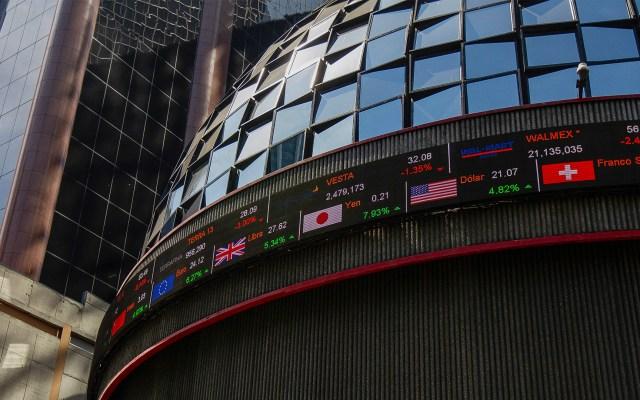 BMV gana 2.05 por ciento en una jornada de fuerte volatilidad - BMV Bolsa Mexicana de Valores