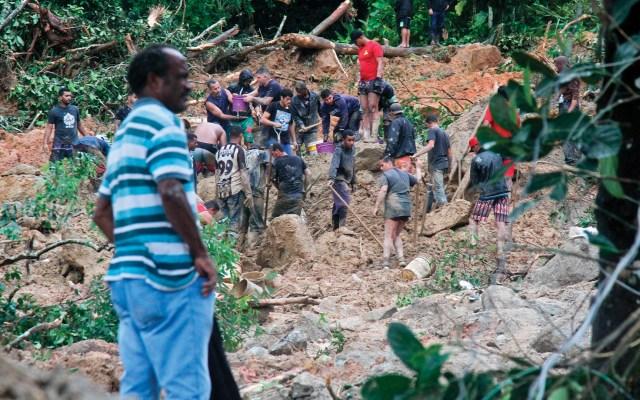 Fuertes lluvias dejan al menos 16 muertos y 42 desaparecidos en Brasil - Foto de EFE