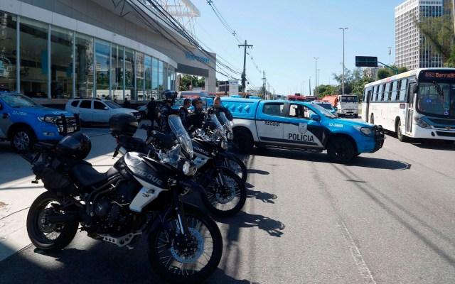 Brasil autoriza actuación de policía de élite en combate contra COVID-19 - Brasil policía coronavirus COVID-19