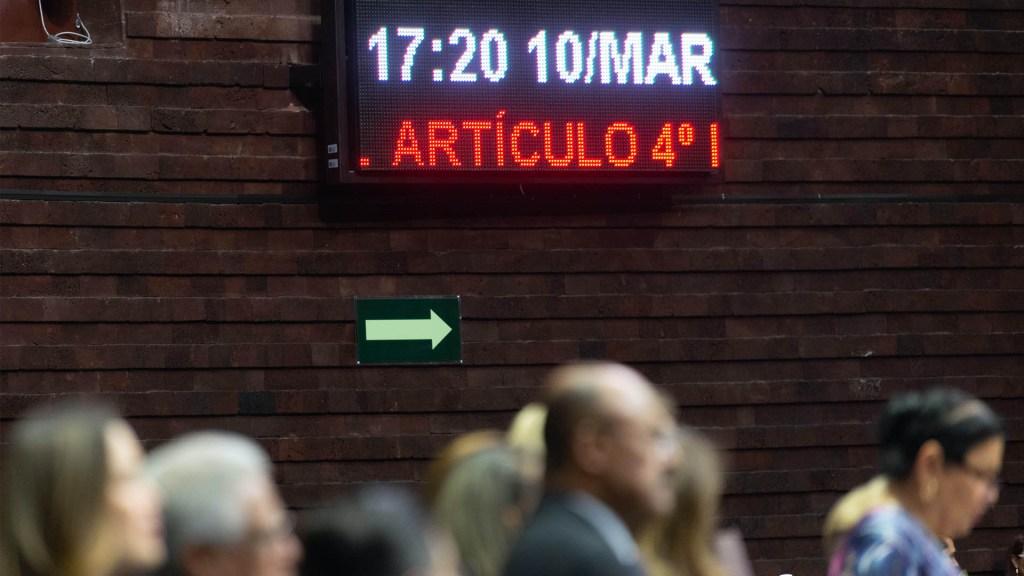 Cámara de Diputados aprueba reforma en materia de bienestar - Cámara de Diputados México Artículo 4