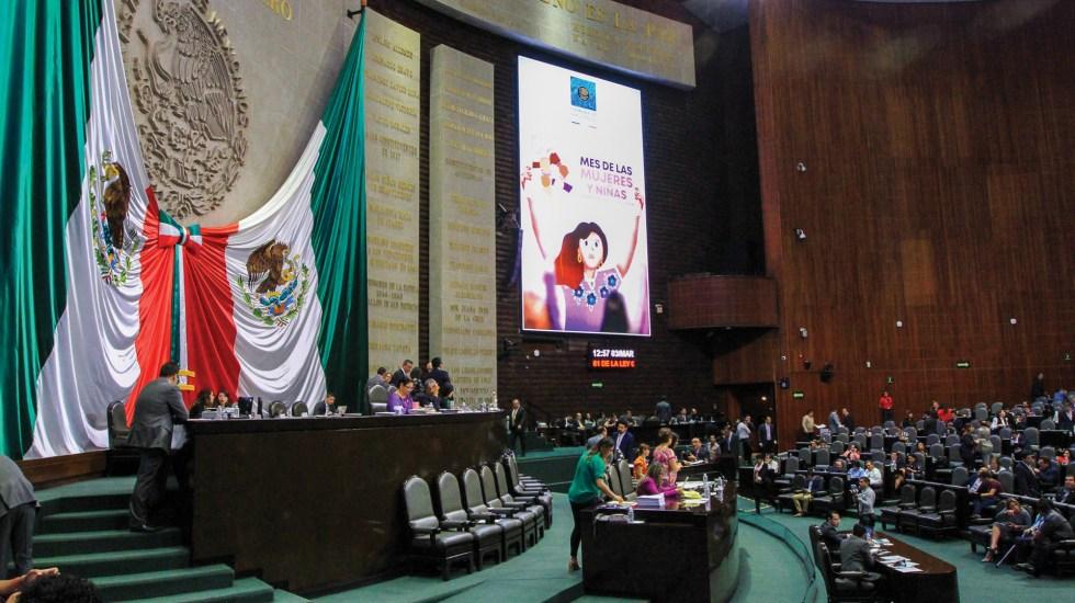 Laura Rojas confirma que hay tres denuncias por acoso en la Cámara de Diputados - Foto de Notimex