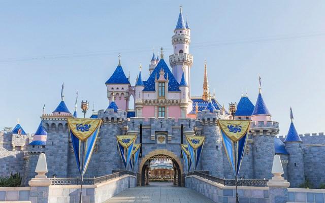 Disney extiende cierre de parques hasta nuevo aviso por COVID-19 - Castillo de parque de Disney. Foto de dpep.disney.com