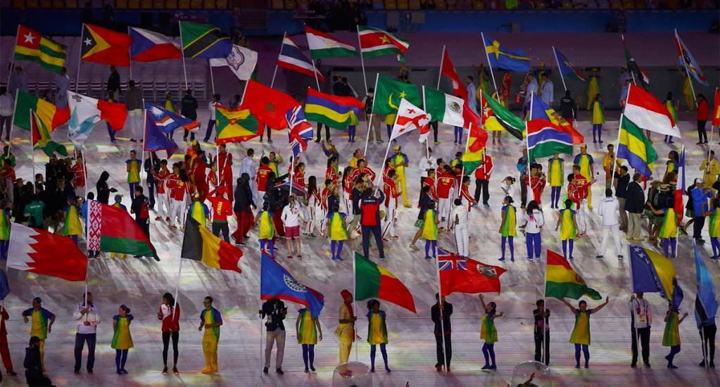 COI obliga a países participantes en Tokio 2020 a tener al menos un atleta de cada sexo - Además, en el tradicional desfile de países participantes en lugar de un solo abanderado o abanderada podrá haber una pareja de cada sexo