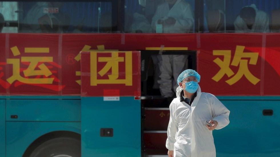 Hubei recupera movilidad tras contingencia por COVID-19 - China coronavirus enfermedad COVID-19 pandemia 2 24032020