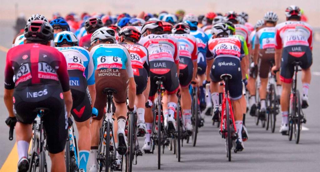 Emiratos Árabes reporta seis nuevos casos de COVID-19 - Se tratan de dos rusos, dos italianos, un alemán y un colombiano, quienes forman parte del pelotón ciclista del Tour de los Emiratos