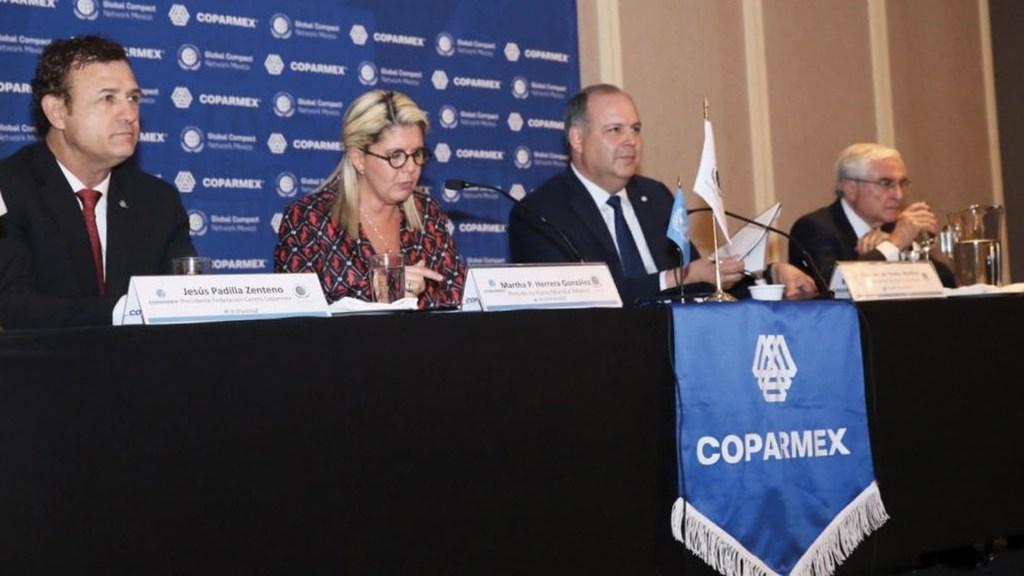 Gobierno es altamente destructivo de la inversión en el país: Coparmex - Foto de Twitter Coparmex