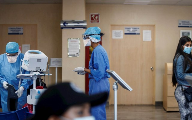 Muere primer paciente con COVID-19 en el Estado de México - Coronavirus COVID-19 México 170320203
