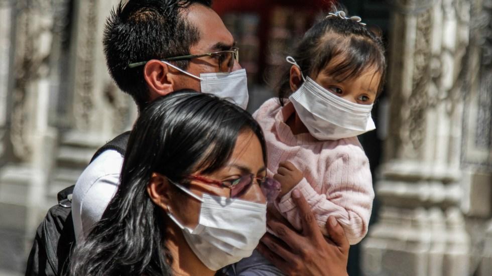 Suman seis muertos por COVID-19 en México; hay 475 casos confirmados - Coronavirus COVID-19 virus enfermedad México Ciudad de México