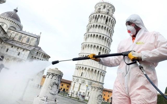 Comisión Europea propone suspensión de las reglas fiscales ante COVID-19 - Atención al coronavirus en Italia. Foto de EFE/EPA/FABIO MUZZI.