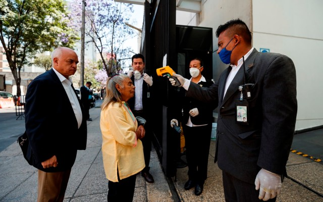 Aumenta a tres el número de casos de COVID-19 en Tlaxcala - Foto de EFE