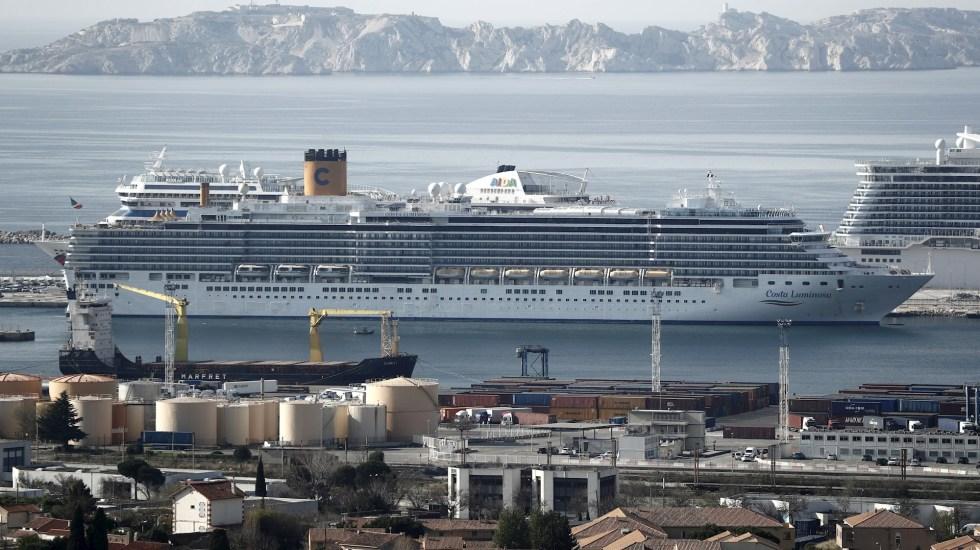 Aíslan en hotel de Roma a 10 mexicanos que viajaban en crucero italiano - Crucero italia mexicanos covid-19 coronavirus
