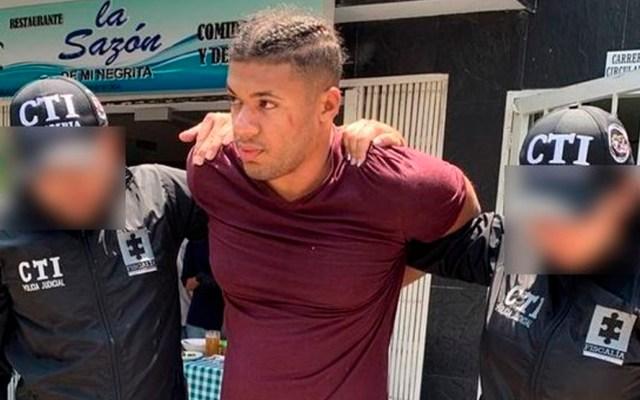 Detienen en Colombia a youtuber acusado de abuso sexual infantil en EE.UU. - Detención de youtuber por abuso sexual de menor de edad en EE.UU. Foto de @FiscaliaCol