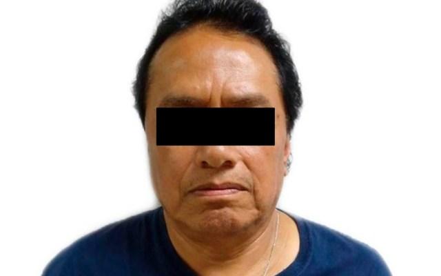 Detienen en Iztapalapa a hombre por presunto abuso sexual de dos niños - Detenido por presunto abuso sexual contra dos menores de edad. Foto Especial / Milenio