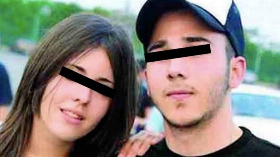 Dan sentencia definitiva de 71 años de cárcel a Diego Santoy - Diego Santoy Erika Peña. Foto de archivo