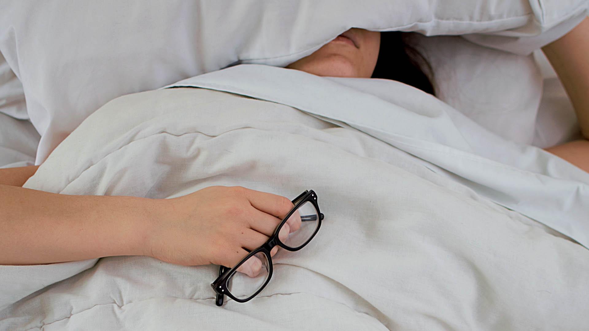 Dormir sueño descanso