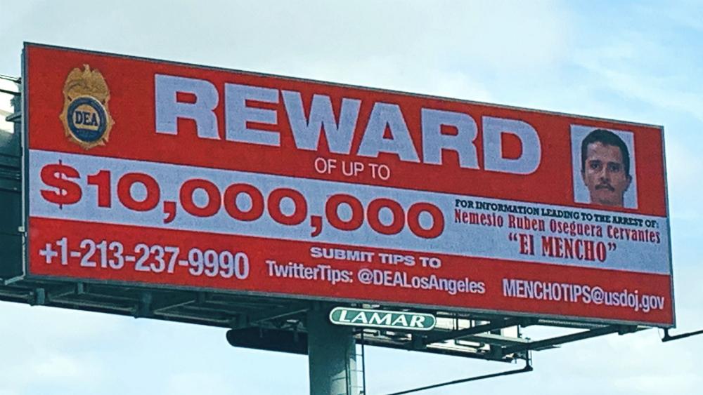 'El Mencho', el fugitivo más buscado por la DEA - El Mencho