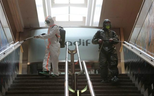 Una pandemia en tres actos: China, la Unión Europea y América - Foto de EFE