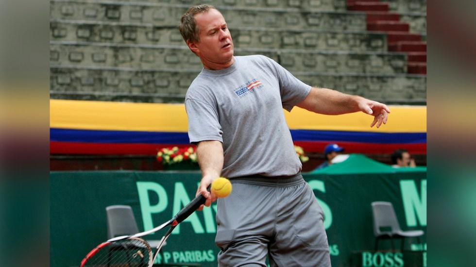 Patrick McEnroe da positivo a COVID-19 en Nueva York - McEnroe, de 53 años, trigésimo octavo capitán en la historia del equipo de la Copa Davis de Estados Unidos, explica que llevaba 11 días en cuarentena