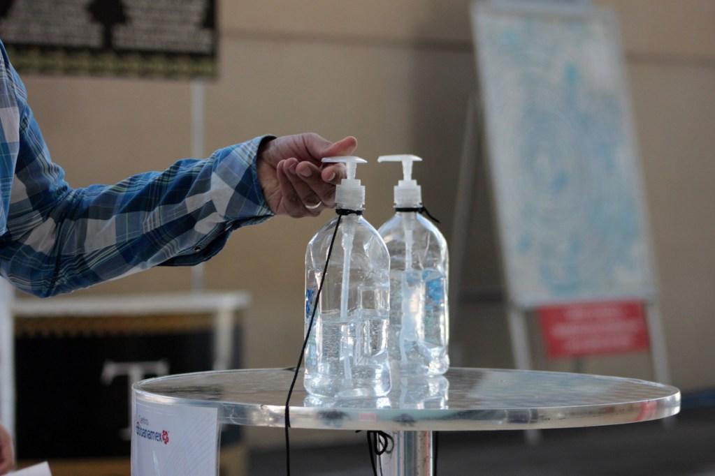 Emite Cofepris alerta sanitaria por geles antibacteriales con metanol - Gel antibacterial. Foto de Notimex / Archivo