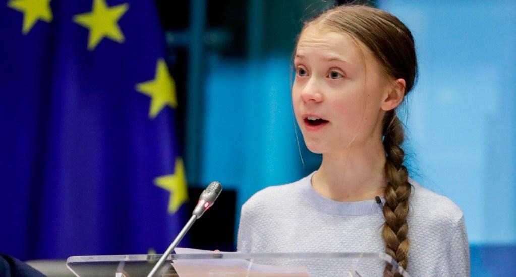 Greta Thunberg critica duramente la nueva Ley Climática Europea - La activista climática criticó a la Comisión Europea a la que pidió dejar de