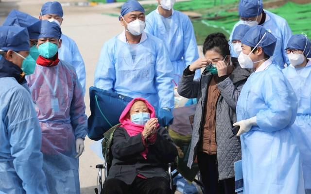 La paciente de 98 años que superó el COVID-19 en China - Hu Hanying COVID China