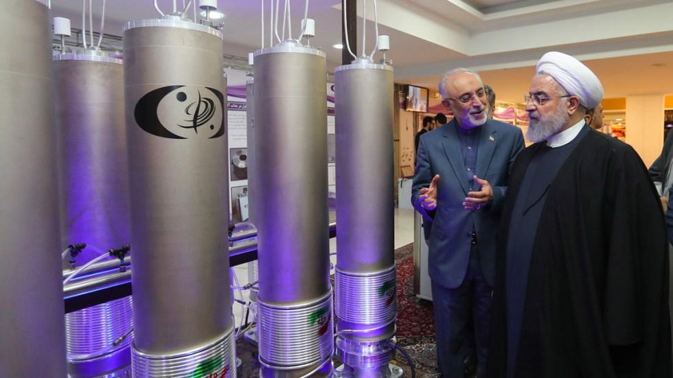Irán viola acuerdo nuclear y enriquece uranio al 20 por ciento - El Organismo Internacional de Energía Atómica (OIEA) expresa además su