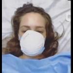 Jolette revela desde hospital que dio positivo a COVID-19