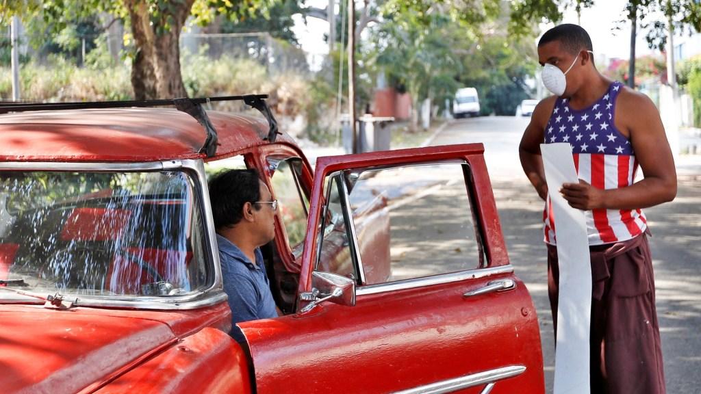 Iglesias de Cuba y EE.UU. piden a Trump levantar embargo financiero por pandemia - El endurecimiento del embargo de 60 años con nuevas sanciones de EE.UU. ha repercutido con dureza sobre la economía cubana. Foto de EFE