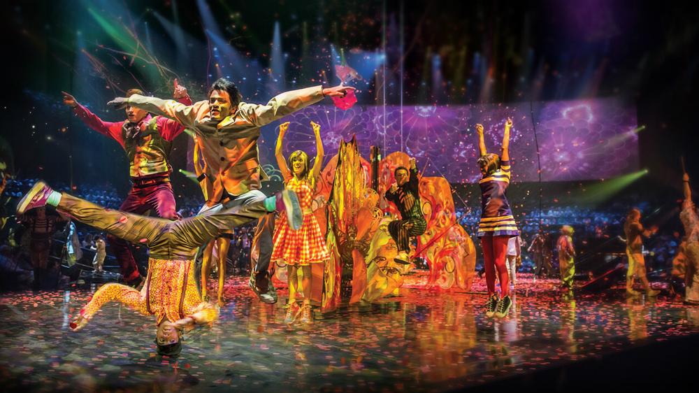Despide Cirque du Soleil a dos mil 600 empleados - Foto de Cirque du Soleil