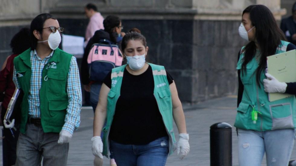 México debe evitar la curva epidémica del COVID-19, advierte López-Gatell - López-Gatell fase 3 covid-19 coronavirus
