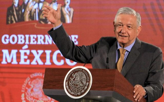 """The Economist califica a López Obrador como un """"maestro"""" del espectáculo - Foto de Notimex"""
