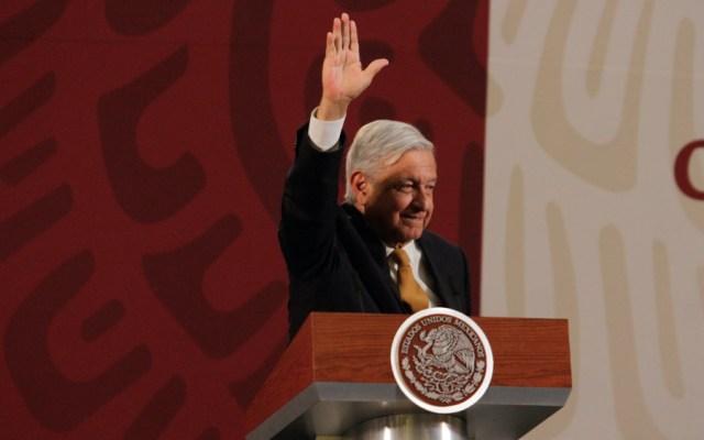 AMLO confiesa que estuvo a punto de retirarse de la política en 2012 - Foto de Notimex