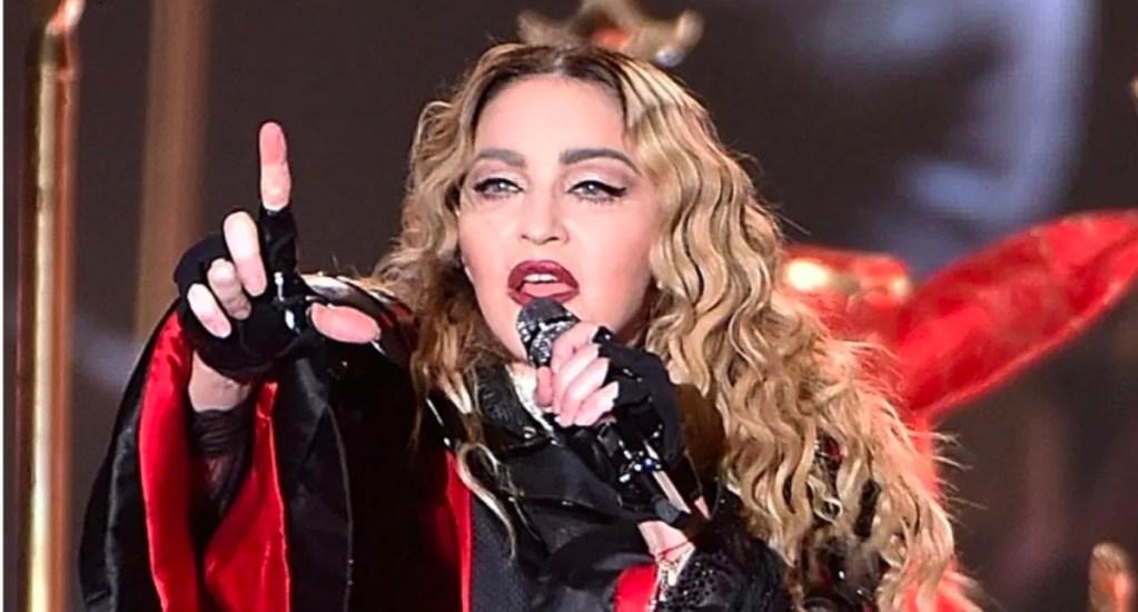 Madonna adelanta cierre de gira en París por COVID-19 - Madonna cierra su gira más accidentada, en la que suspendió 18 conciertos en Nueva York, Los Ángeles, Boston, Miami, Lisboa, Londres y París