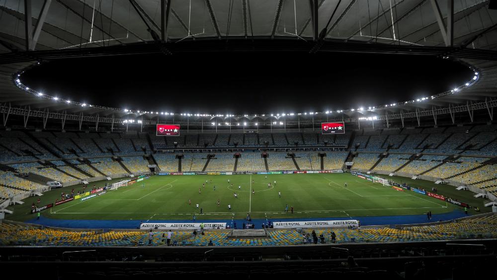 Legendario estadio Maracaná de Río se convertirá en hospital — Brasil