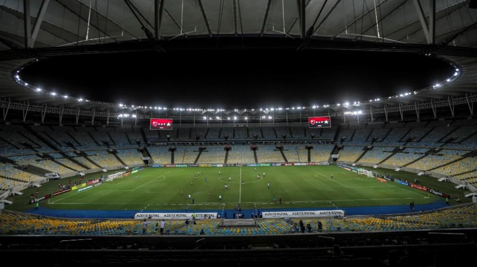 El mítico Maracaná se convertirá en un hospital de campaña - Foto de EFE