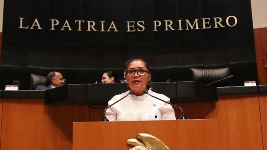 Diputada del PES da positivo a coronavirus - María Rosete. foto de Facebook.