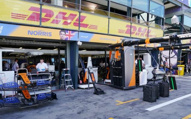 McLaren se retira del Gran Premio de Australia por un positivo en COVID-19 - Foto de EFE