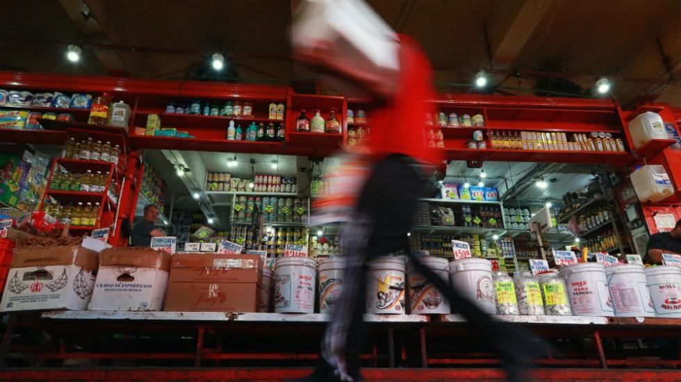 Actividad económica de México cayó 0.8 por ciento en enero de 2020 - Foto de EFE