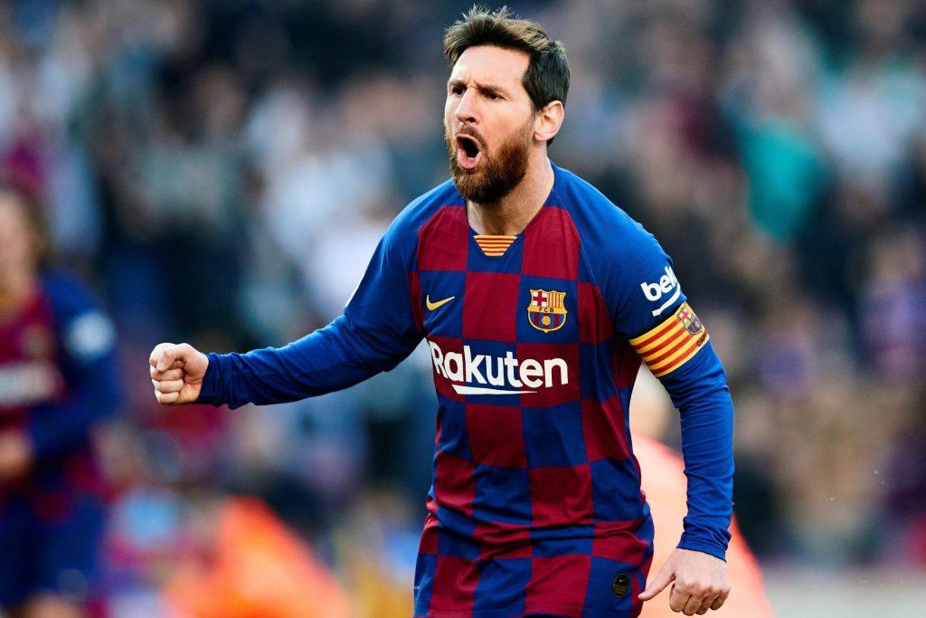 Messi dona un millón de euros a hospitales para luchar contra el COVID-19 - Foto de EFE