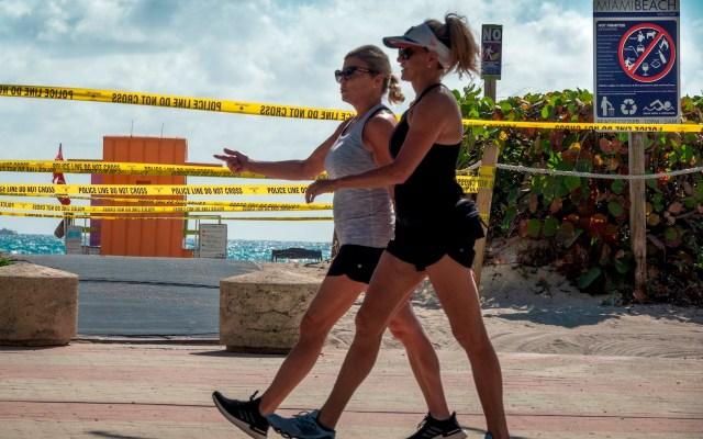 Vigilarán carreteras en Florida por pandemia de COVID-19 - Foto de EFE